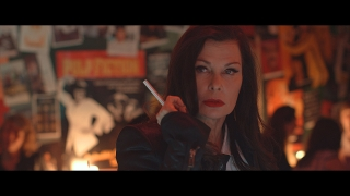 Bitch, Popcorn & Blood by Fabio Soares, starring Jane Badler and Gogo Blackwater