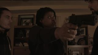 Elle Jones contemplates seeking justice by her own vengeful hands.