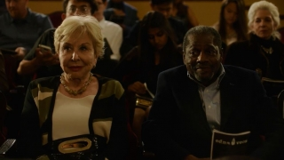 Second Acts, Michael Learned, John Wesley directed by Anya Adams - Chrome Entertainment, Gerry Pass
