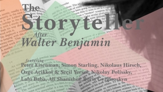 The Storyteller. After Walter Benjamin.