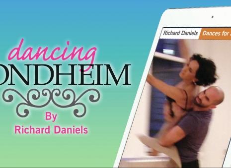 Dancing Sondheim - 7 Short Dances Movies by Richard Daniels