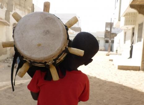 Sabar - Senegal's heartbeat