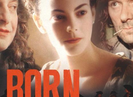 Born film poster