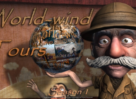 World-wind Tours Season 1 trailer