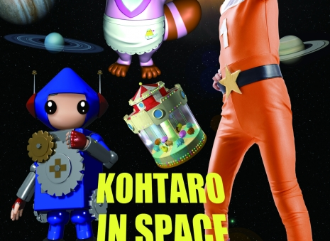 Kohtaro in space wonderland