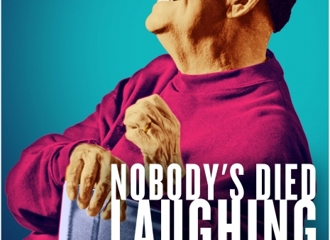Nobody's Died Laughing trailer, Pieter-Dirk Uys Film