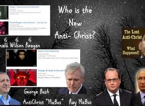 The Next Anti-Christ according to Nostradamus