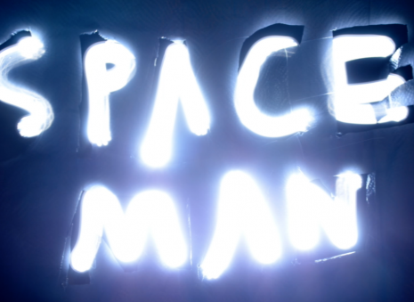 Spaceman - Sci-Fi Practical FX Short