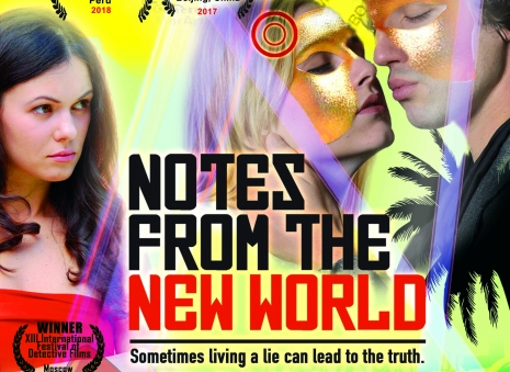 Notes from the New World - Poster
