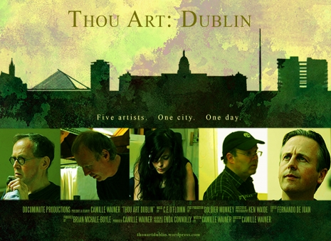 Thou Art: Dublin (Poster)
