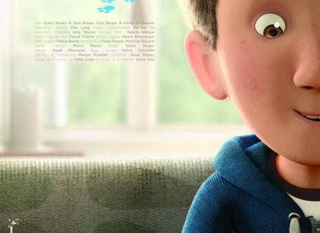 The present. Jacob Frey, Anna Matacz, Animation, Filmakademie Baden Wuerttemberg